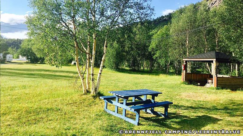 Brennfjell Camping